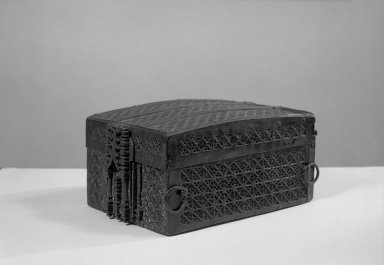 Missal Box and Key. Iron Brooklyn Museum, Gift of Judge Townsend Scudder, 51.232a-b. Creative Commons-BY