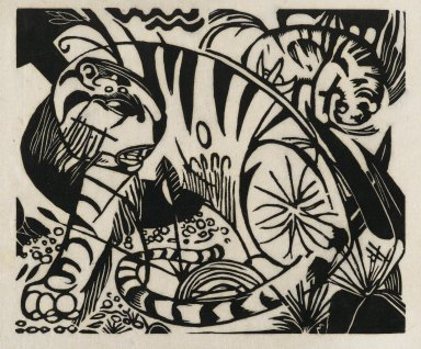 Brooklyn Museum: Tiger