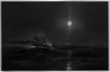 Brooklyn Museum: Marine
