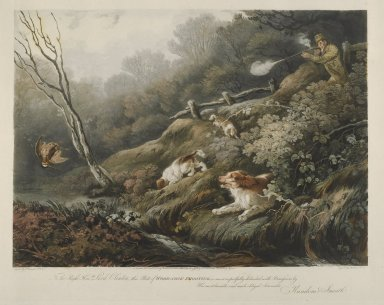 Brooklyn Museum: Wood-Cock Shooting