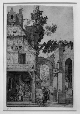Brooklyn Museum: The Nativity