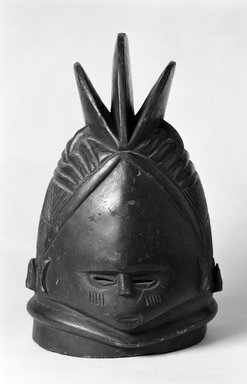 Helmet Mask (ndoli jowei) for Sande Society