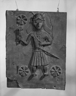 Brooklyn Museum: Plaque