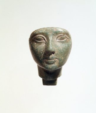 Brooklyn Museum: Head of Woman