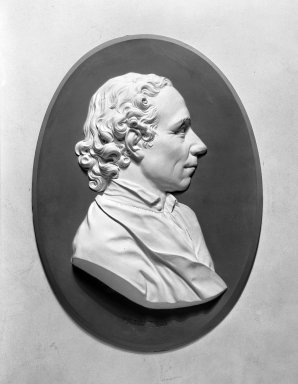 Portrait Plaque. Jasperware Brooklyn Museum, Gift of Emily Winthrop Miles, 57.180.2. Creative Commons-BY
