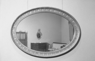 American. Mirror, ca.1870. Gilt, glass, 49 1/4 x 35 1/2 in. (125.1 x 90.2 cm). Brooklyn Museum, Gift of Mrs. Alfred Zoebisch, 59.143.30. Creative Commons-BY