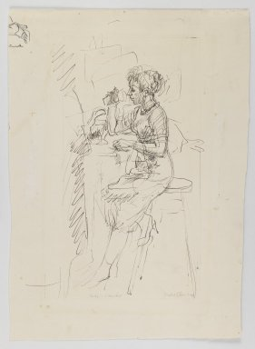 Brooklyn Museum: Soda Fountain