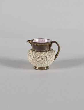 Miniature Pitcher, ca. 1820. Copper, 2 5/8 in. (6.7 cm). Brooklyn Museum, Gift of Florence Stone Harder, 60.134.33. Creative Commons-BY