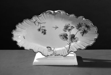 Two Dishes, ca. 1790. Brooklyn Museum, Gift of Emily Winthrop Miles, 61.199.6a-b. Creative Commons-BY