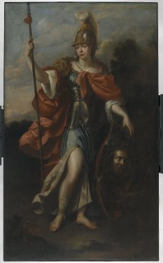 Jacob Huysmans. Frances Stuart, Duchess of Richmond, mid 1660's. Oil on canvas, 77 3/4 x 46 3/8in. (197.5 x 117.8cm). Brooklyn Museum, Gift of Mrs. George C. Goodwin, 62.52