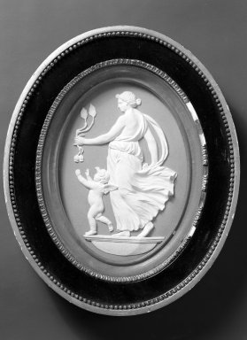 Pounce Pot, ca. 1800  - 1820. Porcelain, 2 x 2 5/16 in. (5.1 x 5.9 cm). Brooklyn Museum, Gift of H. Randolph Lever in memory of Mary E. Lever, 62.78.10. Creative Commons-BY