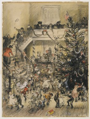 Brooklyn Museum: Merry Christmas (Yuletide Revels)