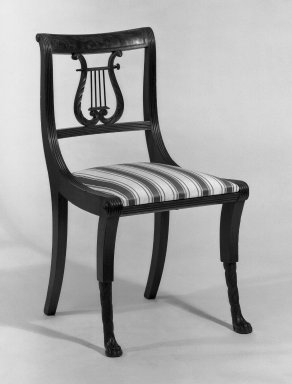 Brooklyn Museum: Chair, One from a Set of 10