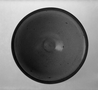 Brownish Plate. Ceramic, 3 x 6 5/8 in. (7.6 x 16.8 cm). Brooklyn Museum, Gift of Paul E. Manheim, 67.199.22. Creative Commons-BY
