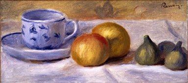 Brooklyn Museum: Still Life with Blue Cup (Nature morte à la tasse bleue)