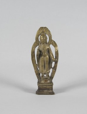 Brooklyn Museum: Standing Buddha