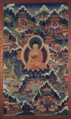 Brooklyn Museum: Tanka