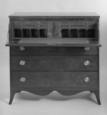 Brooklyn Museum: Bureau Chest