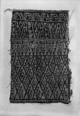 Textile Fragment, undetermined, 1000-1532. Cotton, 7 11/16 x 11 13/16 in. (19.5 x 30 cm). Brooklyn Museum, Gift of Ernest Erickson, 70.177.3. Creative Commons-BY