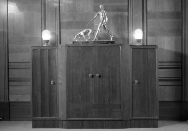 Brooklyn Museum: Cabinet or Console