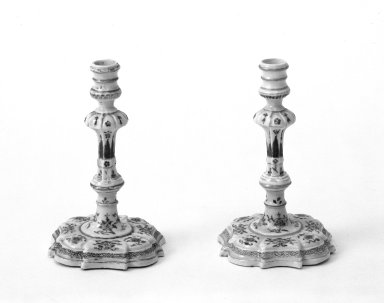 Brooklyn Museum: Candlestick