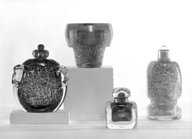 Brooklyn Museum: Bottle with Stopper