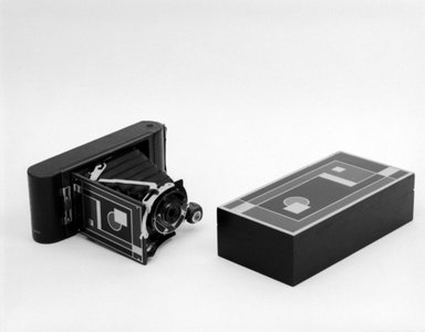 Brooklyn Museum: Camera, No. 1A Gift Kodak