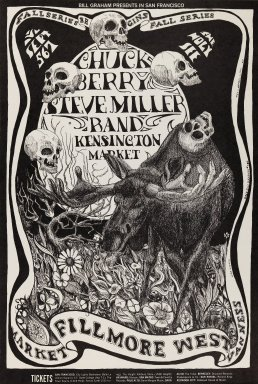 Brooklyn Museum: [Untitled] (Chuck Berry/Steve Miller Band...)