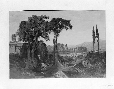 Brooklyn Museum: Near Florence