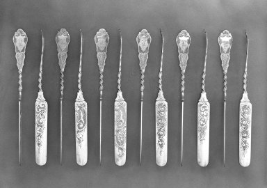 Brooklyn Museum: Butter Knife
