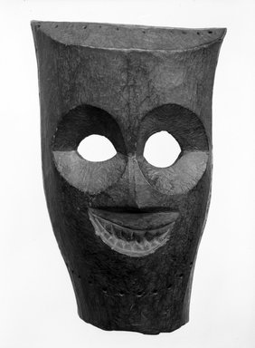 Kumu. Mask, late 19th-early 20th century. Wood, 14 3/4 x 6 3/4 x 5 in. (37.4 x 17.1 x 12.7 cm). Brooklyn Museum, Gift of Mr. and Mrs. J. Gordon Douglas III, 75.189.5. Creative Commons-BY