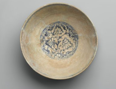 Brooklyn Museum: Bowl with Lotus Blossoms