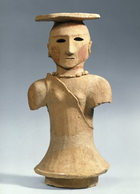 Brooklyn Museum: Haniwa Figure of a Shamaness