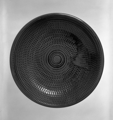 Plate, 20th century. Koishibara ware, 2 3/4 x 14 3/8 in. (7 x 36.5 cm). Brooklyn Museum, Gift of Sidney B. Cardozo, Jr., 80.69.4. Creative Commons-BY