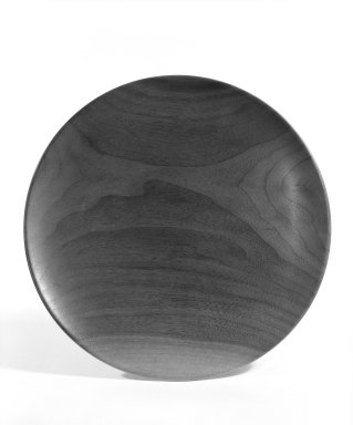 James Prestini (American, 1908-1993). Tray, ca. 1943-1953. Walnut, 15/16 x 9 1/8 x 9 1/8 in. (2.4 x 23.2 x 23.2 cm). Brooklyn Museum, Gift of Professor James Prestini, 81.113.1. Creative Commons-BY