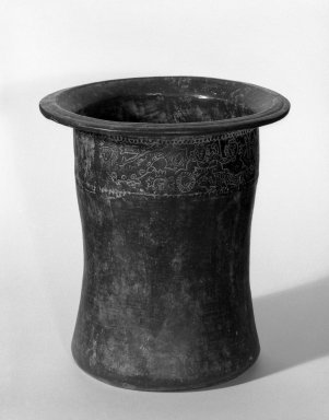 Food Bowl, 13th-14th century. Bronze, 3 x 8 1/4 in. (7.6 x 21 cm). Brooklyn Museum, Gift of Dr. Joel Canter, 81.278.4. Creative Commons-BY