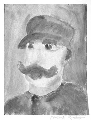Brooklyn Museum: [Untitled] (Man)