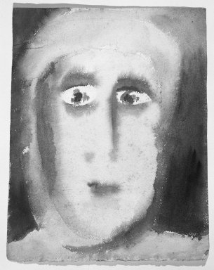 Brooklyn Museum: [Untitled] (Portrait)