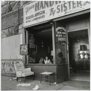 "Stephen Salmieri (American, born 1945). ""Coney Island,"" 1969. Gelatin silver photograph Brooklyn Museum, Gift of Edward Klein, 82.201.32. © Stephen Salmieri"