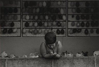Stephen Salmieri (American, born 1945). Coney Island, 1969. Gelatin silver photograph, Sheet: 11 x 14 in. (27.9 x 35.6 cm). Brooklyn Museum, Gift of Edward Klein, 82.201.39. © Stephen Salmieri