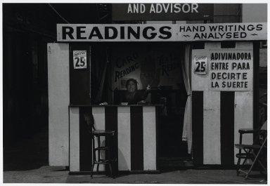 "Stephen Salmieri (American, born 1945). ""Coney Island,"" 1969. Gelatin silver photograph Brooklyn Museum, Gift of Edward Klein, 82.201.43. © Stephen Salmieri"