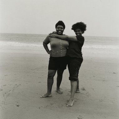 Stephen Salmieri (American, born 1945). Coney Island, 1972. Gelatin silver photograph, Sheet: 14 x 11 in. (35.6 x 27.9 cm). Brooklyn Museum, Gift of Edward Klein, 82.201.44. © Stephen Salmieri
