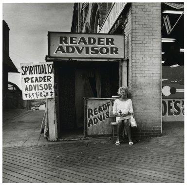 Stephen Salmieri (American, born 1945). Coney Island, 1968. Gelatin silver photograph, Sheet: 14 x 11 in. (35.6 x 27.9 cm). Brooklyn Museum, Gift of Edward Klein, 82.201.8. © Stephen Salmieri