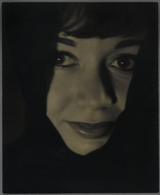 Consuelo Kanaga (American, 1894-1978). [Untitled] (Jessie Wilkinson). Gelatin silver photograph, 8 3/4 x 7 1/8 in. (22.2 x 18.1 cm). Brooklyn Museum, Gift of Wallace B. Putnam from the Estate of Consuelo Kanaga, 82.65.19