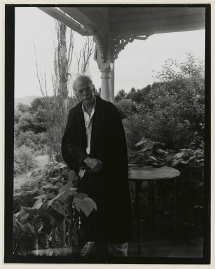 Stieglitz at Lake George