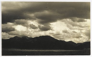 Consuelo Kanaga (American, 1894-1978). [Untitled] (Landscape Near Taos, New Mexico). Gelatin silver photograph, 4 3/4 x 7 3/4 in. (12.1 x 19.7 cm). Brooklyn Museum, Gift of Wallace B. Putnam from the Estate of Consuelo Kanaga, 82.65.224