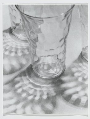 Consuelo Kanaga (American, 1894-1978). [Untitled] (Light Through Glass). Gelatin silver photograph, 4 5/8 x 3 3/4 in. (11.7 x 9.5 cm). Brooklyn Museum, Gift of Wallace B. Putnam from the Estate of Consuelo Kanaga, 82.65.280