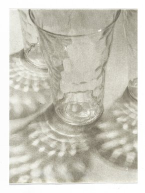 Consuelo Kanaga (American, 1894-1978). [Untitled] (Light Through Glass). Gelatin silver photograph, 4 x 2 7/8 in. (10.2 x 7.3 cm). Brooklyn Museum, Gift of Wallace B. Putnam from the Estate of Consuelo Kanaga, 82.65.281