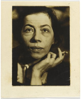 Consuelo Kanaga (American, 1894-1978). Ray Paioff. Gelatin silver photograph, Image: 4 x 3 in. (10.2 x 7.6 cm). Brooklyn Museum, Gift of Wallace B. Putnam from the Estate of Consuelo Kanaga, 82.65.302