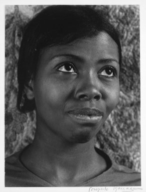 Consuelo Kanaga (American, 1894-1978). Annie Mae Merriweather III. Gelatin silver photograph, 9 1/8 x 6 3/4in. (23.2 x 17.1cm). Brooklyn Museum, Gift of Wallace B. Putnam from the Estate of Consuelo Kanaga, 82.65.388
